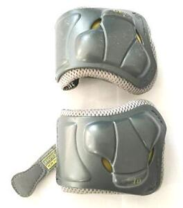 Safety First...Wrist Guards for Roller Bladers...New