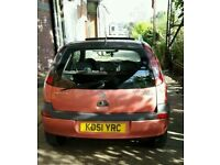 Vauxhall corsa 1.0 spares or repairs short mot cheaper insurance than micra or yaris 206