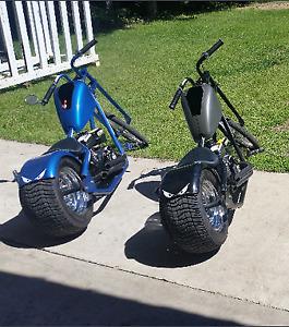 Reaper Choppers Canada Mini Chopper Pit Bikes