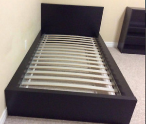 Ikea Single Bed Frame $125 - Excellent Condition