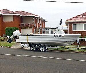 $8000 21ft 115hp long rego $8,000 Merrylands West Parramatta Area Preview