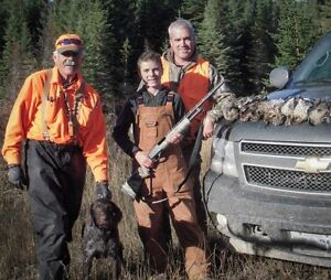 Bear/ Grouse/ waterfowl hunting
