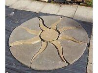 Sunshine Stone Paving Set