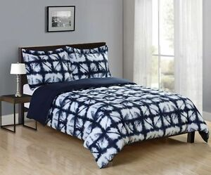 Brand new twin size 2 piece reversible comforter set