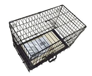 Metal Dog Crate Kennel 24 x 22