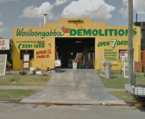 Woolloongabba Demolitions