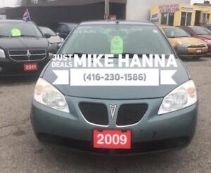 2009 Pontiac G6-SE, 4cyl, Loaded and Certified