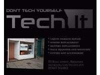 Tech It - iPad, MacBook, and any other phone/laptop/tablet repair and accessories