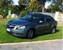 "2011 HOLDEN CRUZE CD MANUAL SEDAN. Rare-"" MANUAL -TURBO DIESEL"" Medina Kwinana Area Preview"