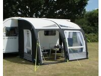 KAMPA RALLY AIR AWNING, 2 YEARS OLD