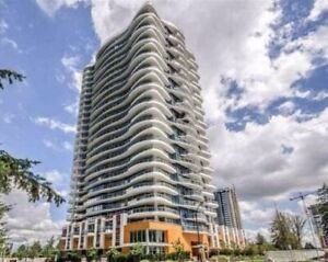 Luxurious Living - 2 Bed + Den - 25th Floor - Furnished - 1895$