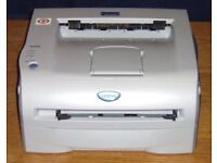 Brother HL2040 mono laser printer three years old