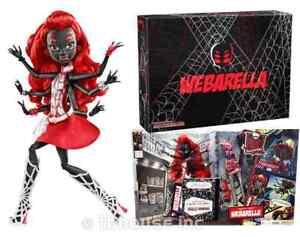 Monster High - SDCC 2013 Webarella
