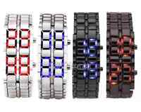 LED Faceless Watch