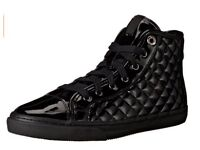 GEOX LEATHER BLACK EXCELLENT CONDITION