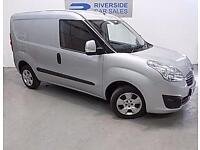 2014 Vauxhall Combo 2000 1.3 CDTI 16V H1 Sportive Van 2 door Combi Van