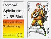 Romme Karten
