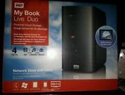 My Book Live Duo