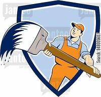 Painter for hire in the HRM!