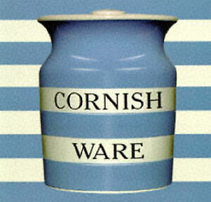 Cornish Ware: Kitchen and Domestic Pottery by T.G. Green of Church-ExLibrary