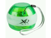 Gyro Power Pro - Wrist & Hand Therapy Toner - Exercise Ball Green - New Boxed-from a smoke free home