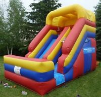 15' Inflatable Slide for rent - $85.00