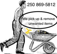 Cody's. Rubbish Removal & Yard Cleaning Services.  250 869-5812