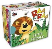 RAA RAA The Noisy Lion Book