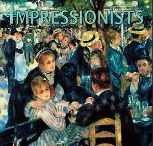 Impressionists-by-International-Book-Marketing-Ltd