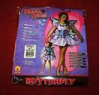 Girls Butterfly Costume