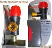 CO2 Bike Pump