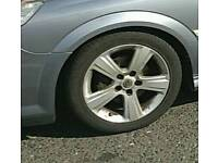Alloy wheels to fit vauxhall astra, corsa, signum, vectra, omega, cavalier