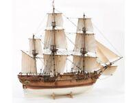 Billing Boats Kit - HMS Bounty+Accessories