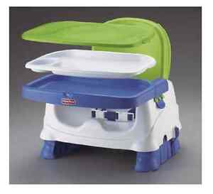 Fisher-Price Healthy Care Deluxe Booster Feeding Seat
