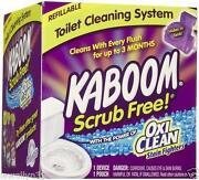Kaboom Scrub Free