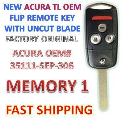 2007 Acura Tl Key Ebay
