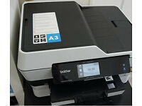 BROTHER MFC J6920 DW ALL IN ONE PRINTER + CARTRIDGES
