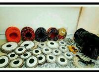 Tabla sets, skins , straps, pegs, rings