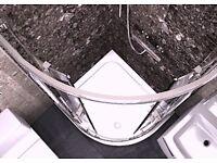 Kermi shower tray 900 x 800mm