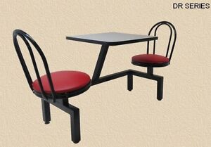 CLUSTER SEATING. CAFETERIA SEATING.LUNCHROOM TABLES & CHAIRS Kitchener / Waterloo Kitchener Area image 7