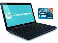 "HP G62 Laptop / 15.6"" / Core i3 / 4GB RAM / 320GB HDD / Windows 10"