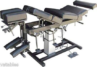 Chiropractic Table Bio 2000 5 Drop Wi Foot Levers Elevation Qualifies Ada Credit