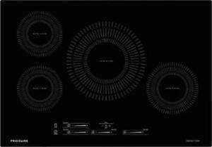 Frigidaire FFIC3026TB 30 Black Induction Cooktop (BD-2283)