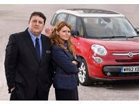 2x Tickets for Peter Kay Kays Car Share Charity Screening
