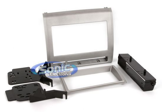 Metra 95-8214TG Double DIN Install Dash Kit for Select 2005-2011 Toyota Tacoma