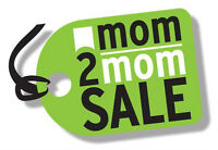 VENDORS WANTED....MOM TO MOM SALE