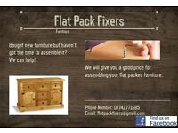 Flat Pack Fixer (Flat Pack Furniture Assembly Service