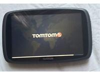 Tomtom GO 600 GPS SAT NAV