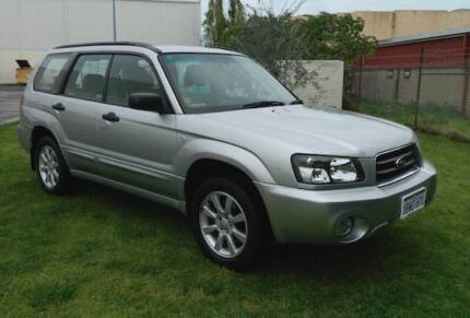 '04 Subaru Forester Luxury Auto Wagon with NO DEPOSIT FINANCE!* O'Connor Fremantle Area Preview