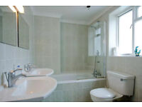 3 Bedroom Top Floor Flat to Rent with Private Access Park, Fully Furnished, 6 Month min. rent